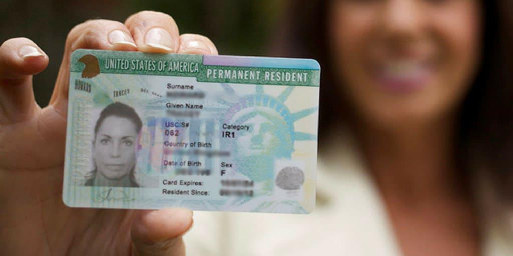 vivir trabajar en estados unidos residencia permanente green card