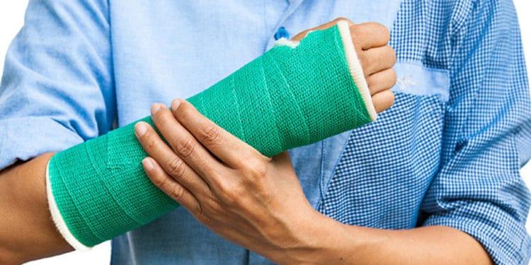 Demanda por accidente workers compensation