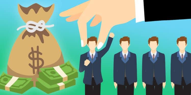 como gana dinero una agencia de empleos