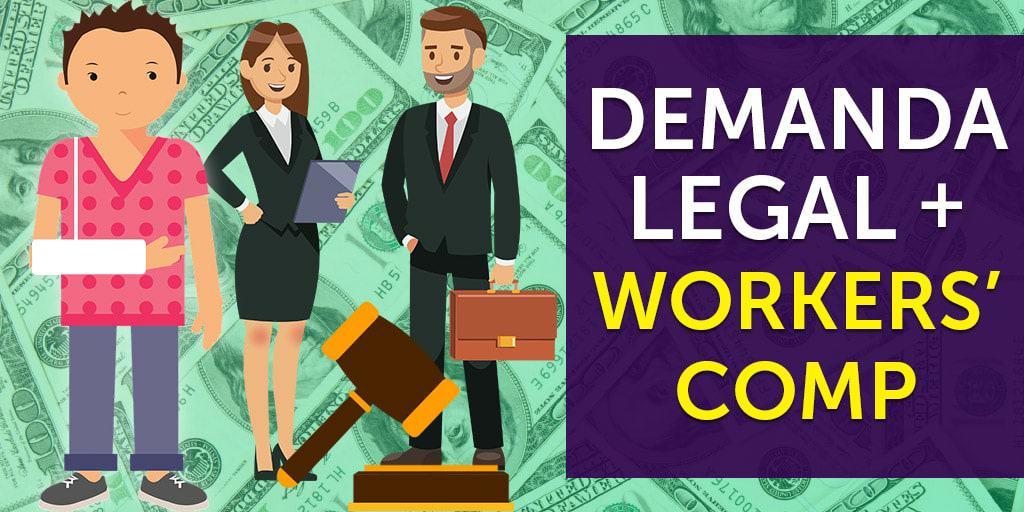 demanda workers compensation