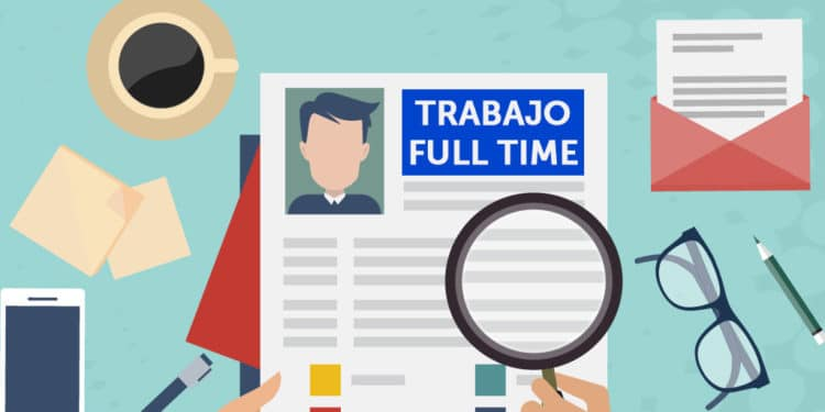 empleo full time