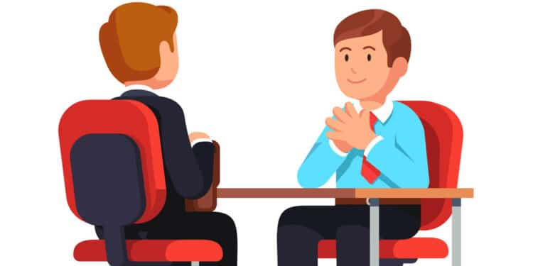 entrevista de trabajo agencia de empleos