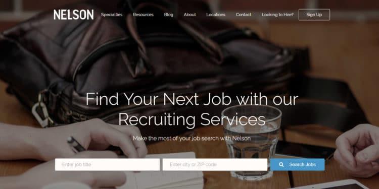 nelson jobs mejor agencia de trabajos desde casa