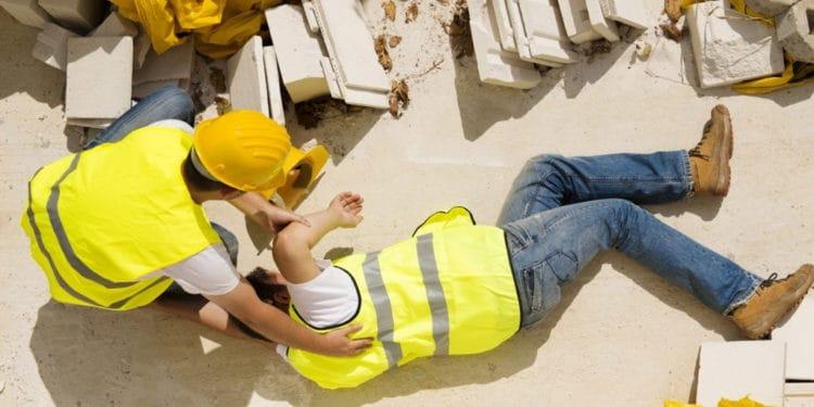 reclamo wokers compensation accidente