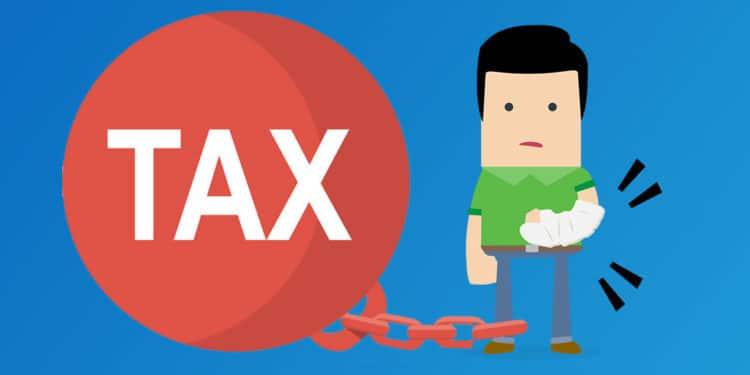 taxes en los pagos de workers compensation