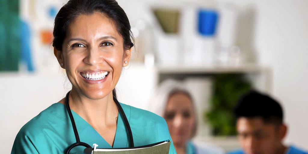 Asistente medico trabajos menos afectados por una recesion