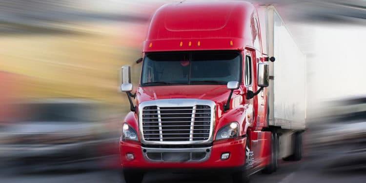 Conductor de camiones empleos que pagan bien