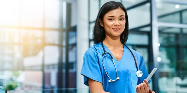 Enfermera Registrada empleos medio tiempo bien pagados