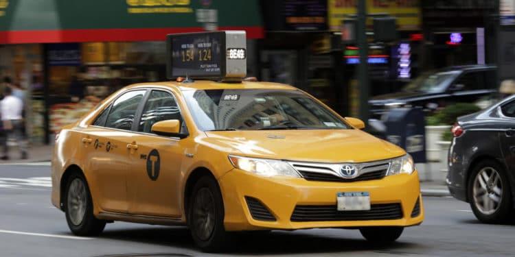 Taxista trabajos part time que pagan bien