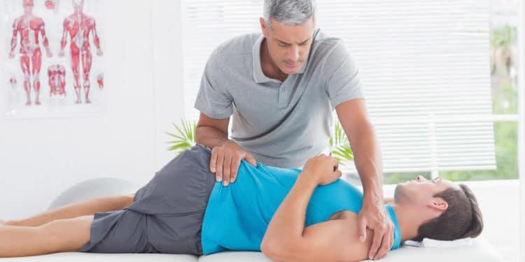 Terapeuta fisico mejores trabajos durante una recesion