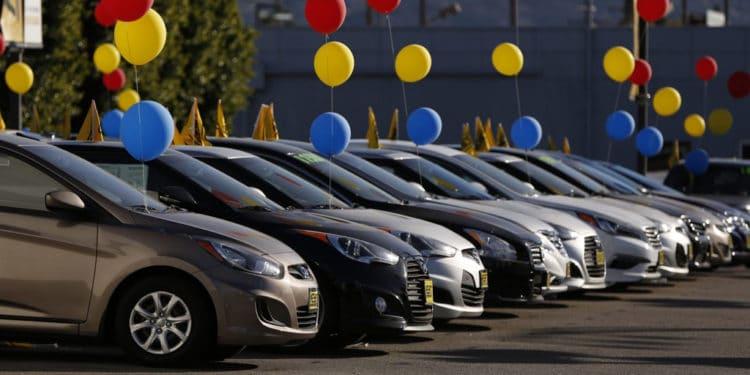 trabajos afectados por recesion concesionarios y ventas de autos