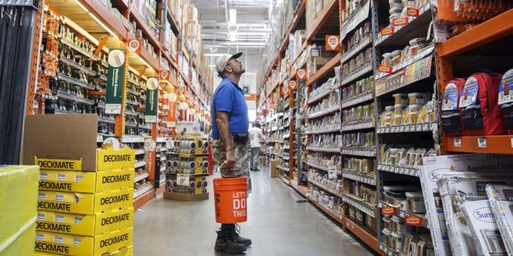 trabajos recesion economica tiendas de construccion