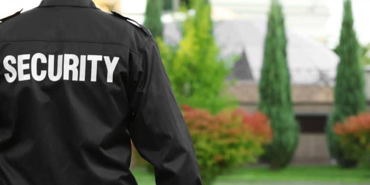 trabajos sin experiencia guardia de seguridad