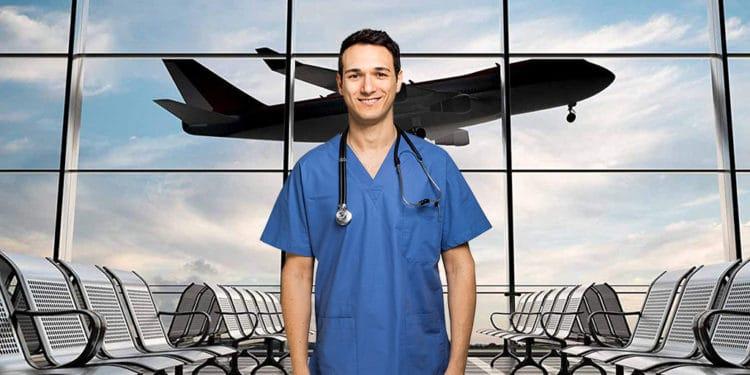 viajar gratis trabajando Tecnologo quirurgico viajante