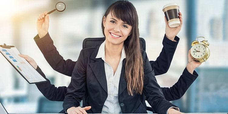 Asistente Administrativo trabajos faciles de conseguir