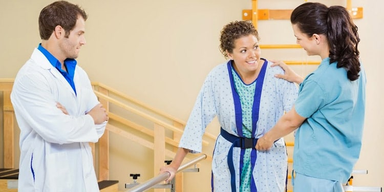 Asistente de terapia fisica trabajos faciles de conseguir