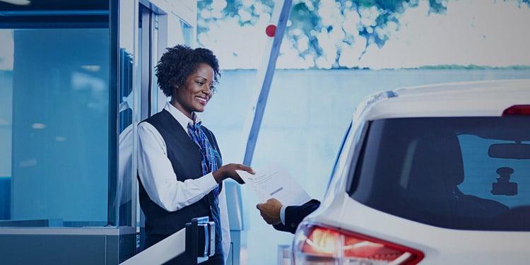 Encargado de estacionamiento trabajos faciles bien remunerados