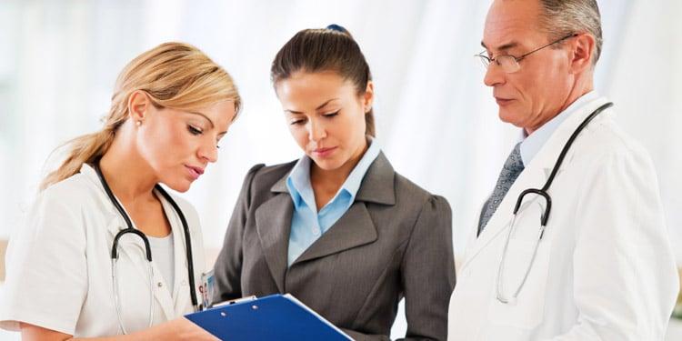 Gerente de servicios de salud trabajos faciles de conseguir
