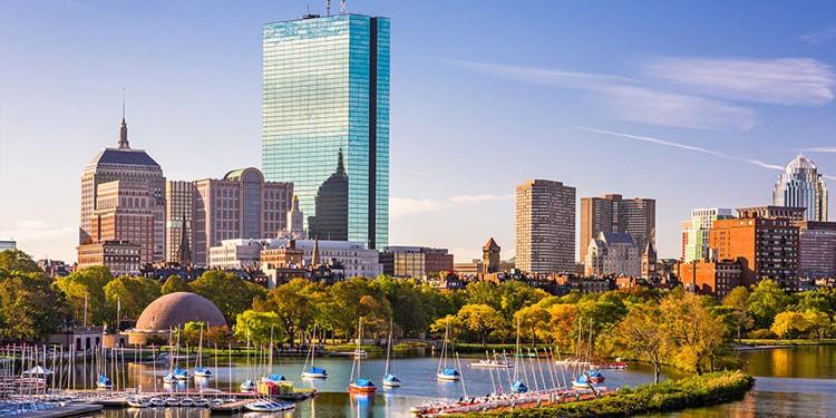 Boston Massachusetts trabajos de tecnologia