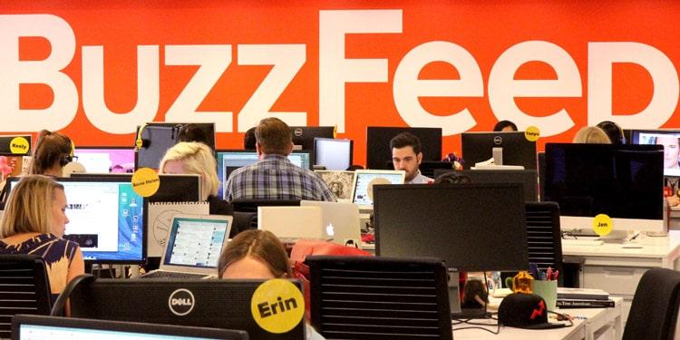Buzzfeed trabajos new york manhattan nyc