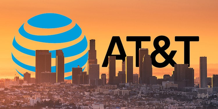 empleos en los angeles AT&T