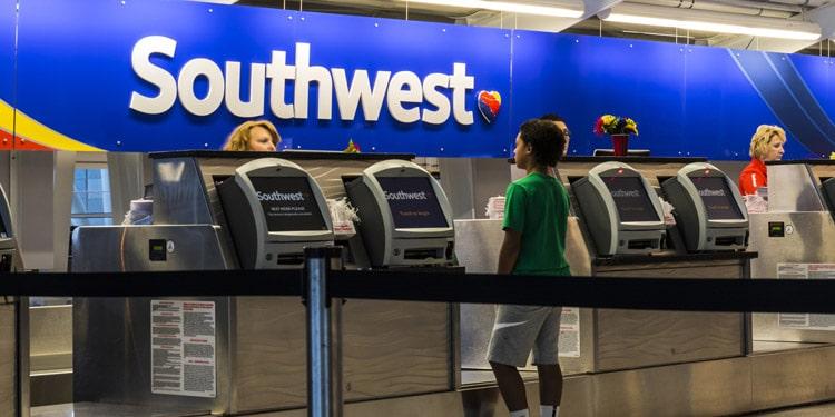 Southwest Airlines trabajos en miami