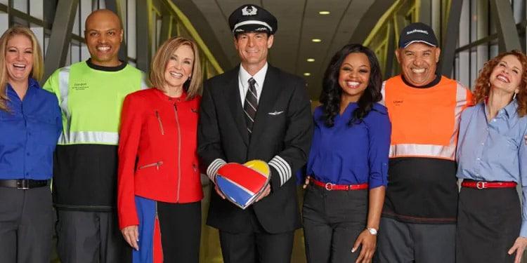 Southwest Airlines trabajos orlando