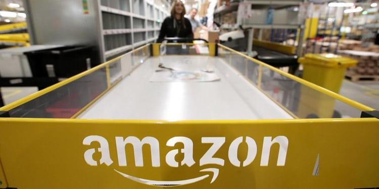 Amazon trabajos en brooklyn new york
