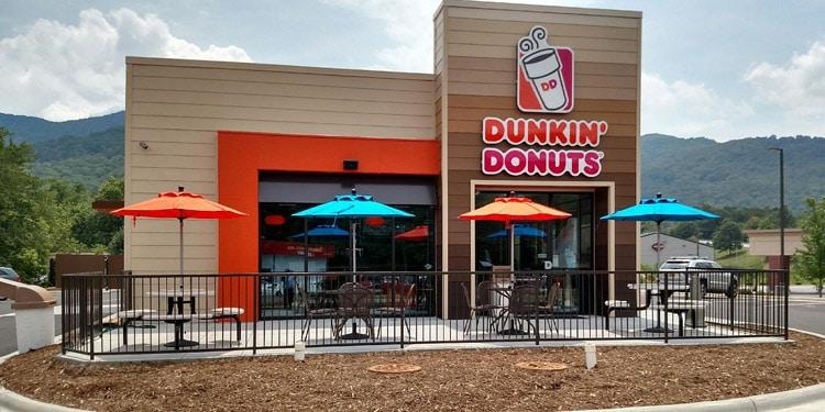 Dunkin Donuts trabajos atlanta