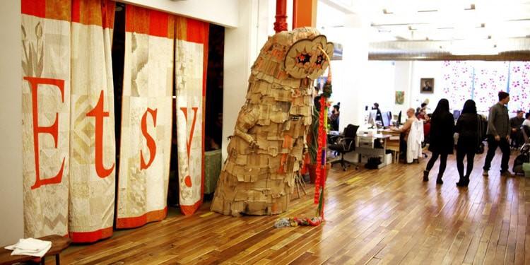 Etsy new york trabajos brooklyn
