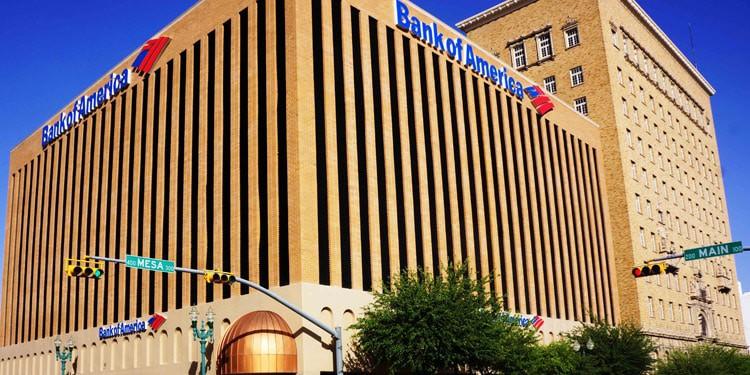 bank of america empleos el paso texas