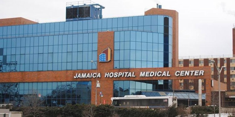 jamaica hospital medical center trabajos queens ny