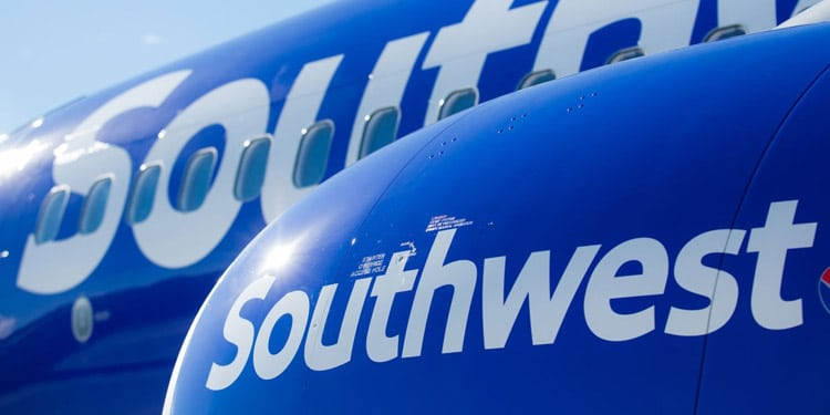 southwest airlines long beach california