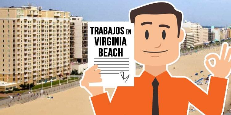 trabajos en virginia beach