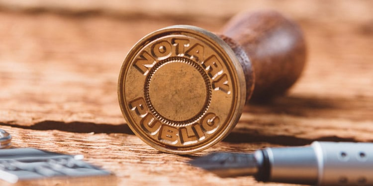 Notario publico trabajos desde casa para mayores