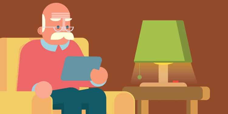 asistente virtual trabajos para ancianos desde casa