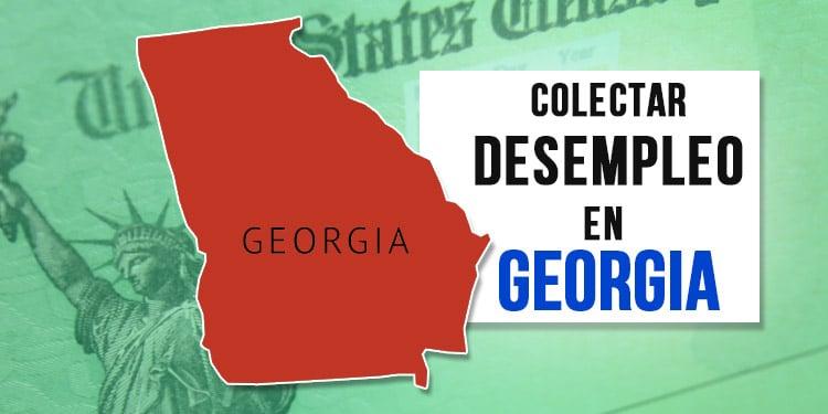 desempleo georgia unemployment