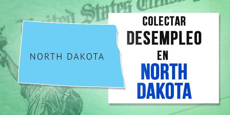 unemployment desempleo north dakota