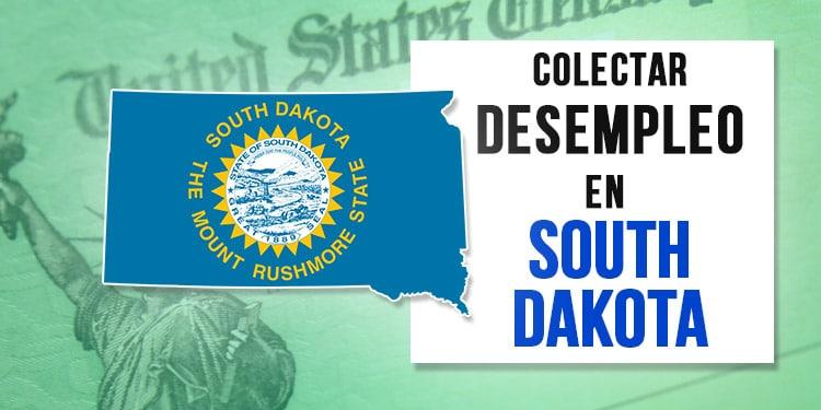 unemployment south dakota desempleo