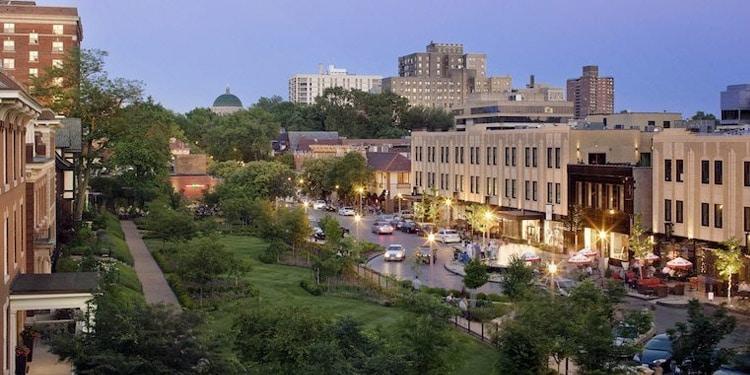 Central West End St Louis Missouri