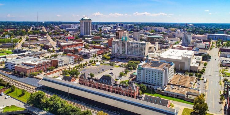Costo de vida en Montgomery Alabama