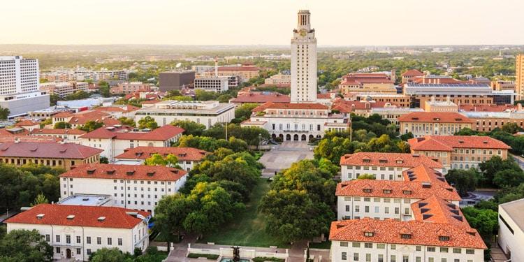Escuelas y universidades en Austin texas