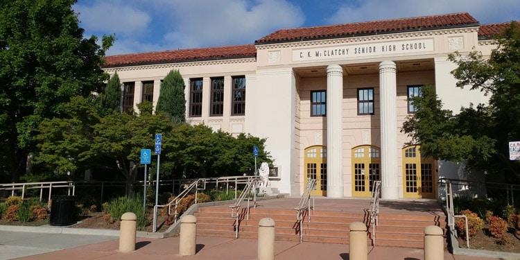 Escuelas y universidades en Sacramento California