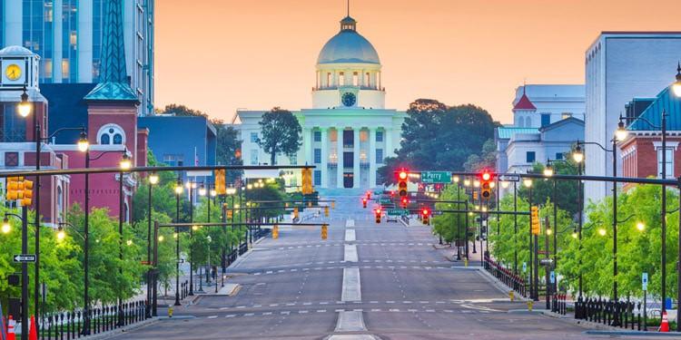 Trafico y transporte en Montgomery