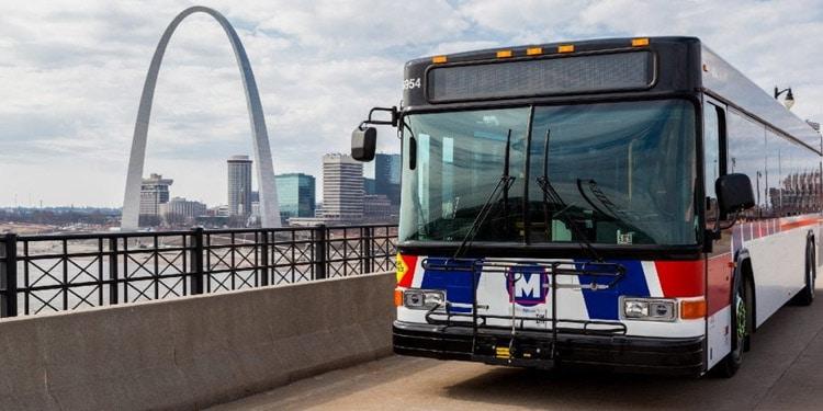 Trafico y transporte en St Louis