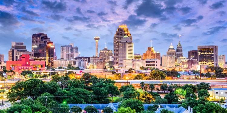 downtown san antonio mejores lugares para vivir texas