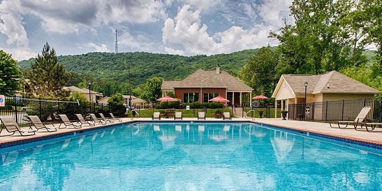 lugares donde vivir en Huntsville Alabama