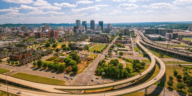 trafico Birmingham Alabama