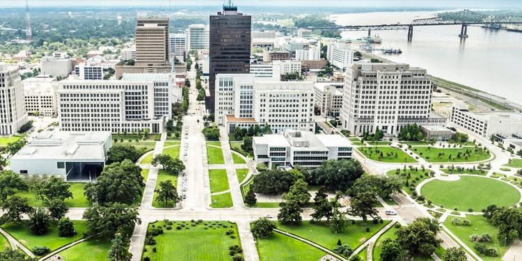 vivir en Baton Rouge Louisiana