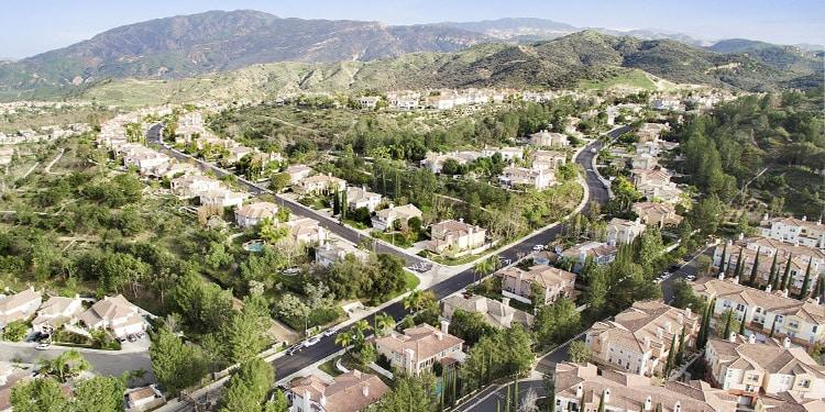Anaheim Hills california